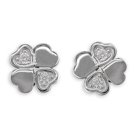 4 Leaf Clover Earrings