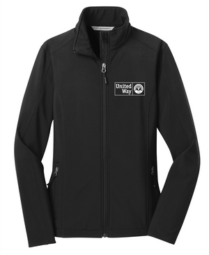 United Way Port Authority® Ladies Core Soft Shell Jacket