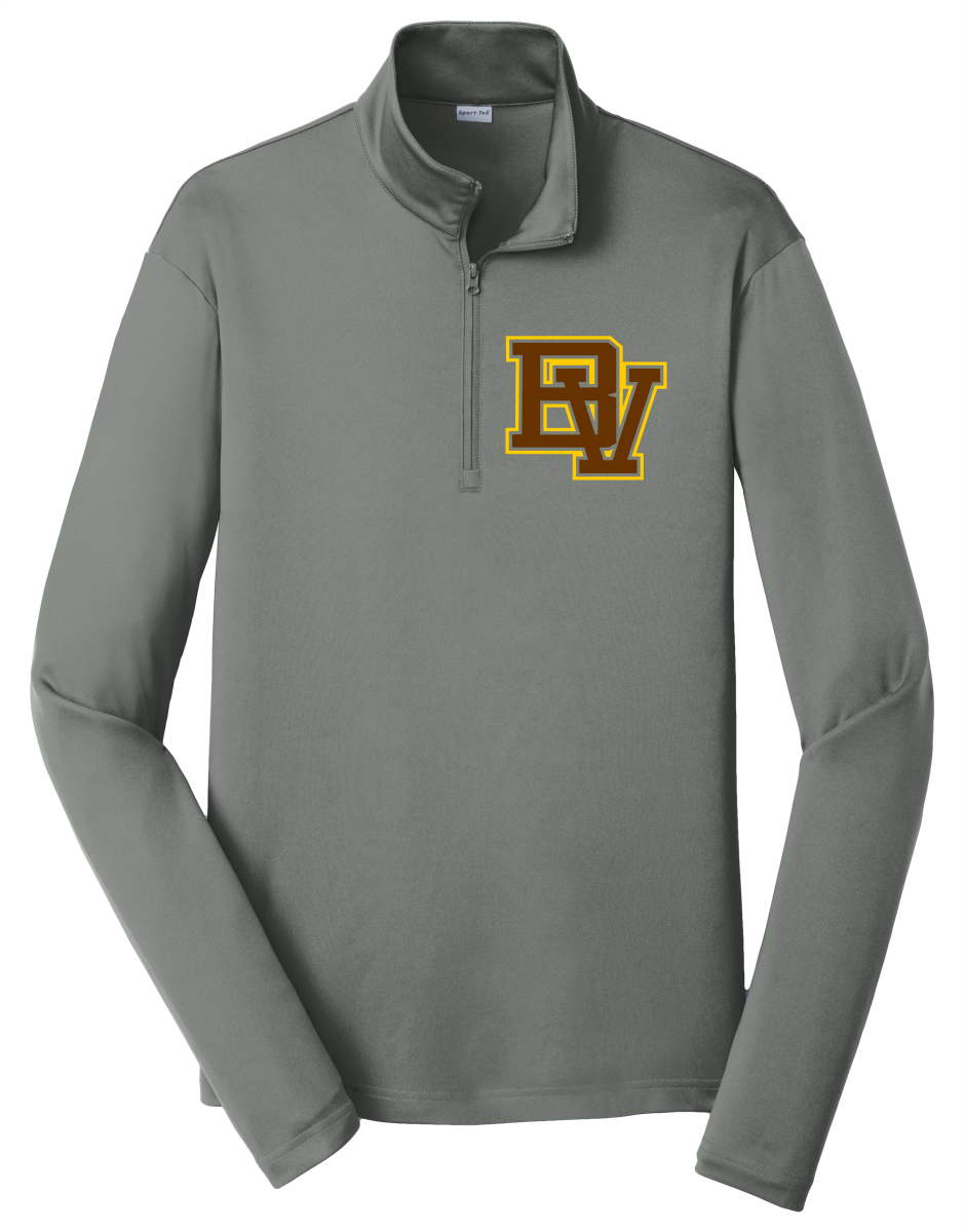 Buckeye Valley Attain Qtr Zip