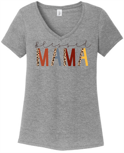 Blessed MAMA (soft t)
