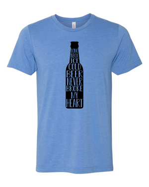 Long Neck Bottle (soft t)