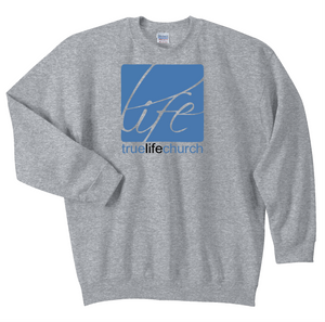 True Life Church CrewNeck
