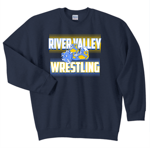 River Valley Wrestling Crewneck