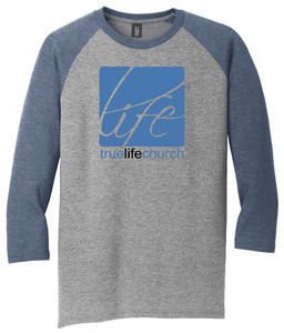 True Life Church Raglan Sleeves