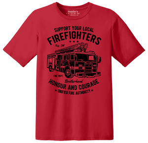 Fire Fighters Truck
