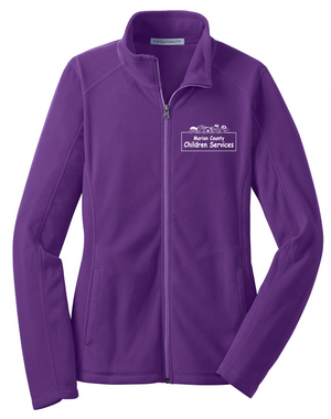 Children Services Micro Fleece Jacket
