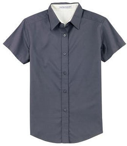 Ladies SS DRESS SHIRT L508 (MCBDD)