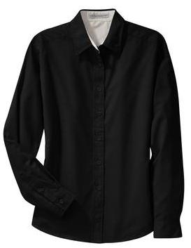 Ladies LS Dress Shirt L608 (MCBDD)