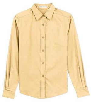 MCBDD Ladies LS Dress Shirt L608