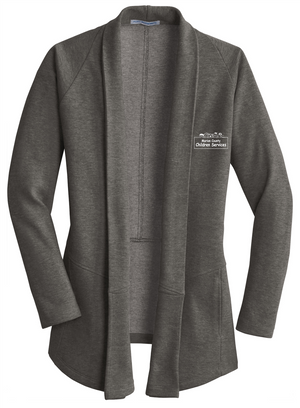 Children Services Interlock Cardigan