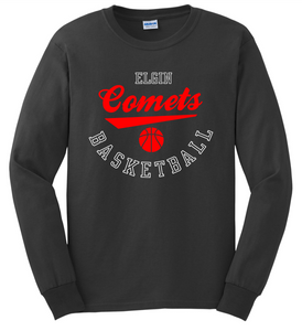 Elgin Basketball Long Sleeve