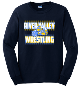 River Valley Wrestling Long Sleeve T