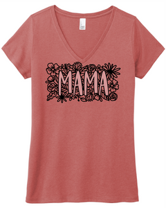 MAMA Floral (soft t)