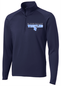 River Valley Wrestling Half Zip