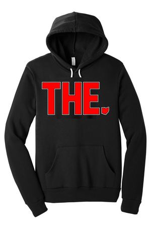 """THE"" Sponge Fleece Pullover Soft Touch Hoodie"