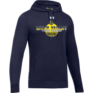 River Valley Basketball Under Armour Hustle Hoodie