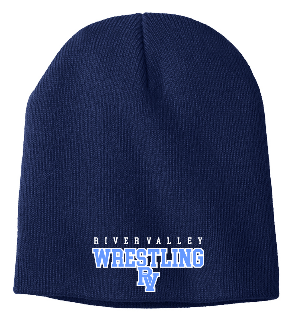 River Valley Wrestling Beanie