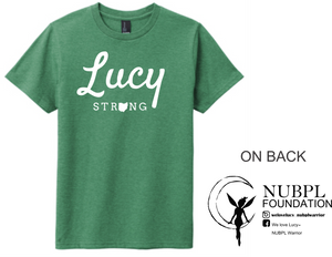 Lucy Strong - District® Youth Perfect Tri Tee®