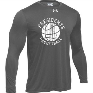 Presidents Basketball Under Armour Long Sleeve