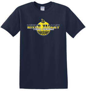 River Valley Basketball T-Shirt