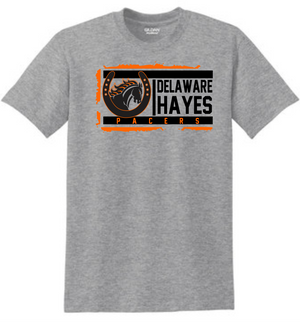 Delaware Hayes T Shirt