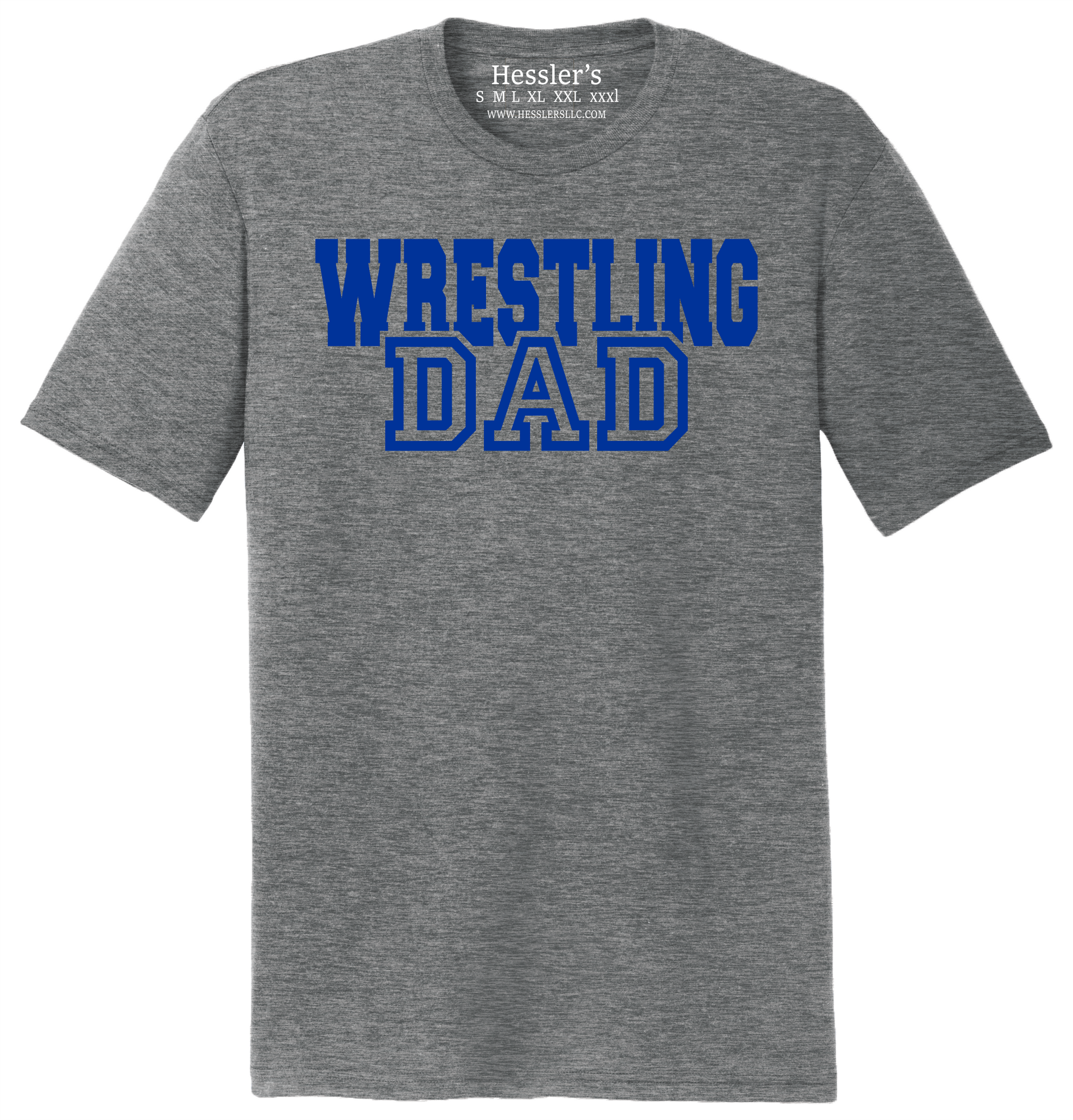 Wrestling Dad Soft T