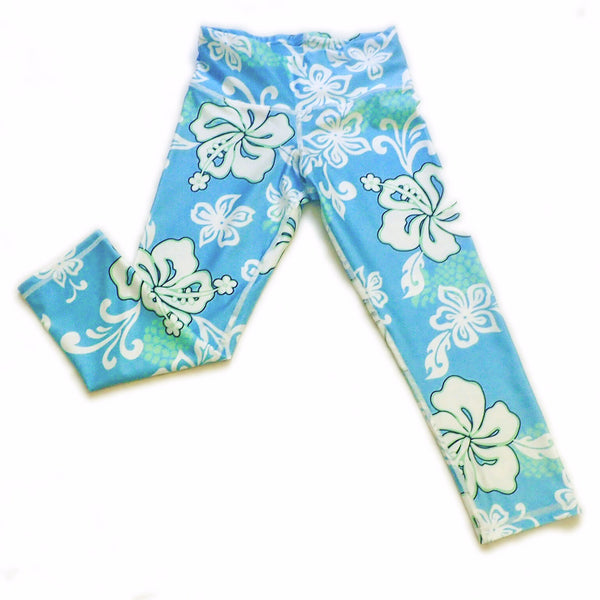 Womens Surf Leggings - Bora Bora
