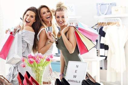 PRIVATE SHOPPING bei BEUTEJAGD