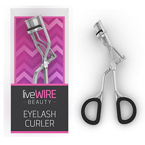 liveWIRE Beauty Eyelash Curler