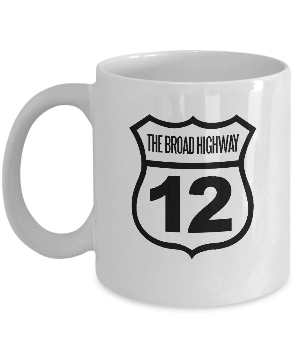 The Broad Highway - 12steptees.com