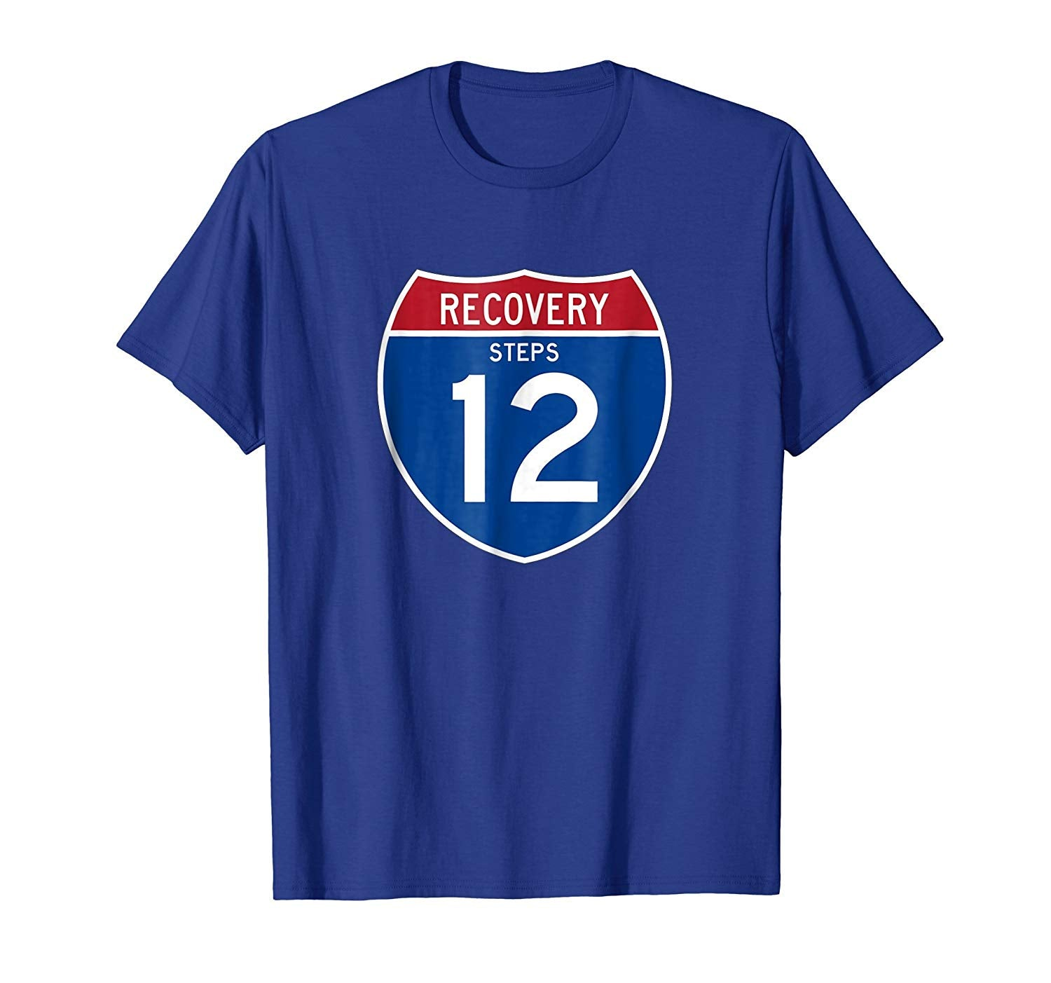Recovery Highway - 12steptees