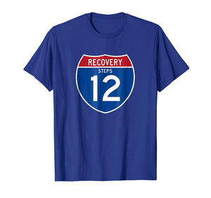 Recovery Highway - 12steptees.com