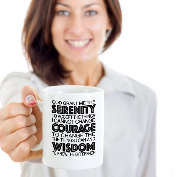 AA Serenity Prayer 3 - 12steptees.com
