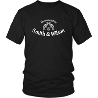 I'm Protected By Smith & Wilson - 12steptees