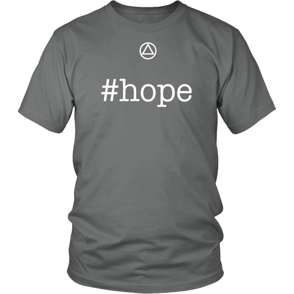 #hope - 12steptees