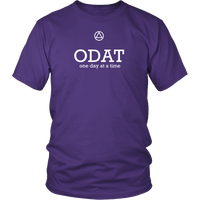 O.D.A.T. - One Day At A Time - 12steptees