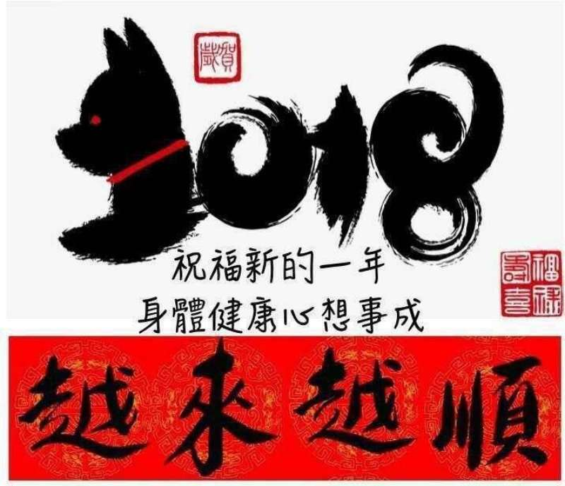 Happy Chinese New Year Day!