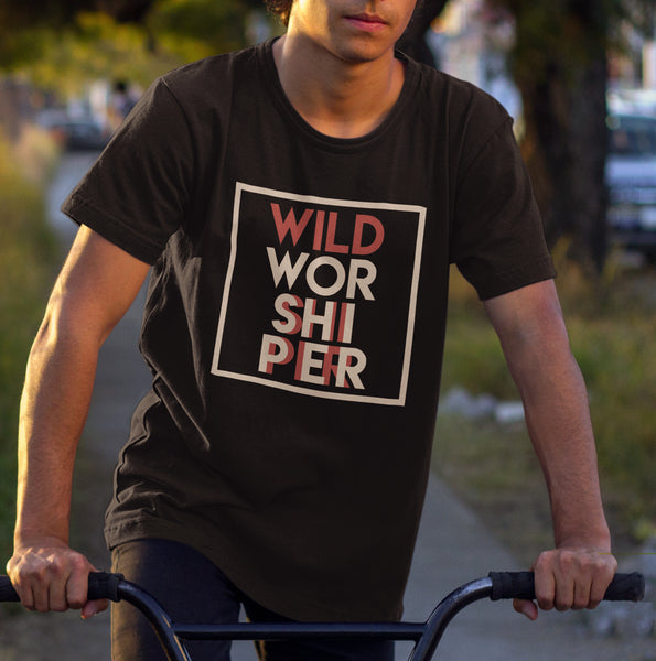Wild Worshiper Men's Shirt and Tank Top