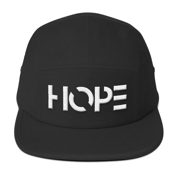 HOPE Five Panel Cap (3D Puff)