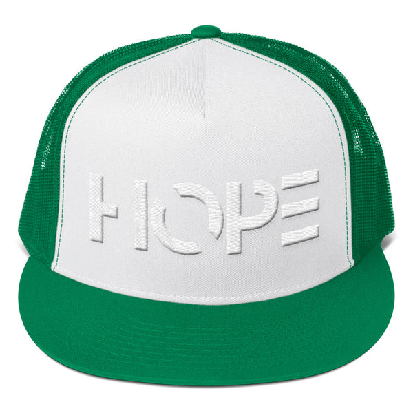 HOPE Trucker Hat (3D Puff)