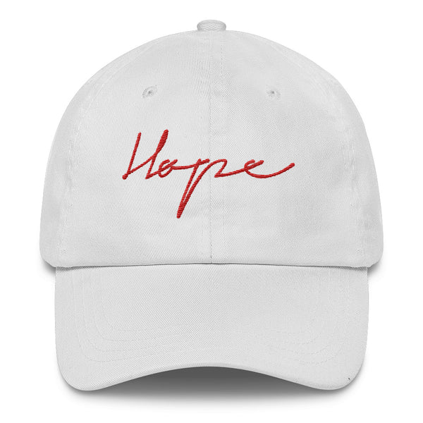 HOPE Classic Dad Cap (Flat Embroidery)