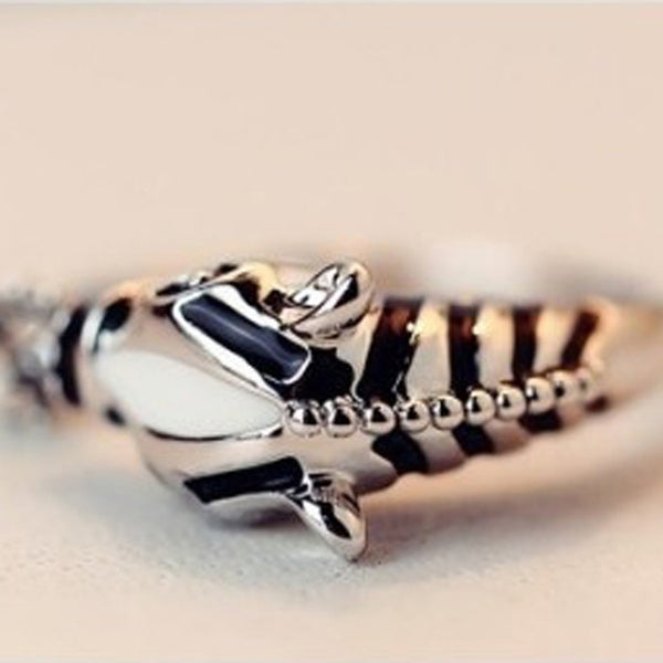 FREE Zebra Ring - Worldwide Flat Rate S/H