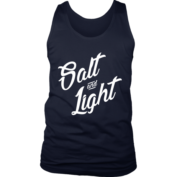 Salt and Light Men's Shirt and Tank Top