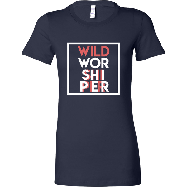 Wild Worshiper Women's Shirt and Tank Top