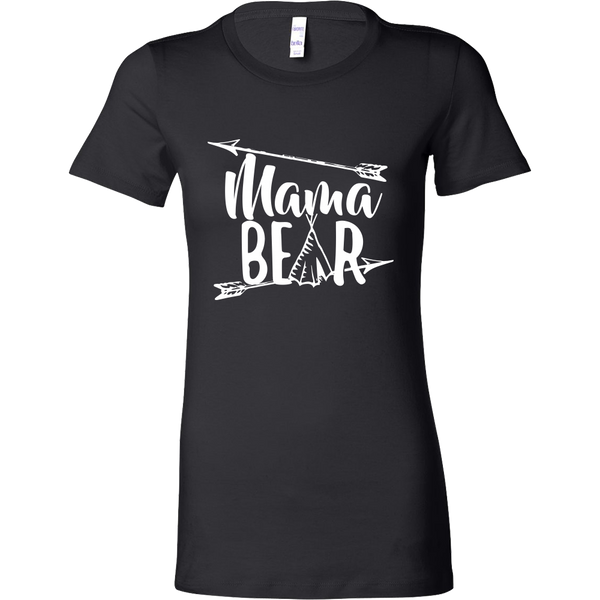 Mama Bear Women's Shirt and Tank Top
