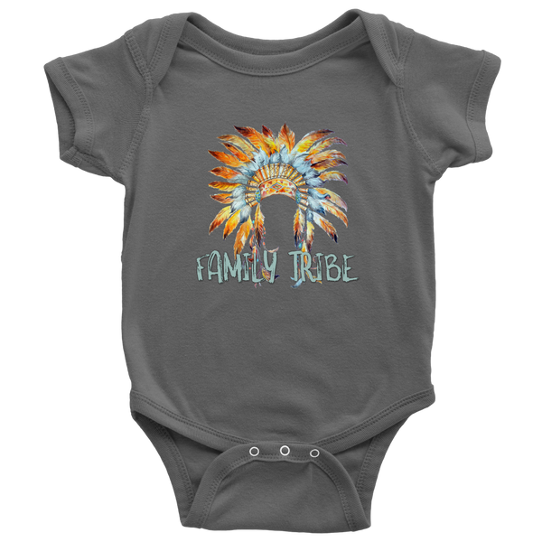 Headdress Onesie, Toddler and Youth Shirt
