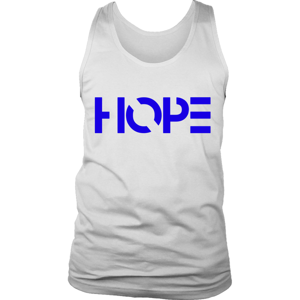 HOPE Men's Shirt and Tank Top