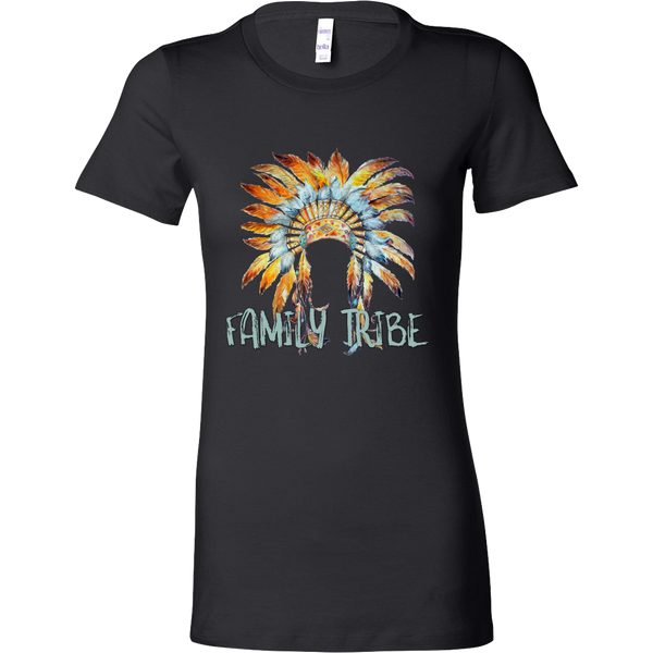 Headdress Women's Shirt and Tank Top