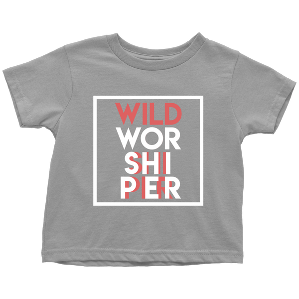 Wild Worshiper Onesie, Toddler and Youth Shirt