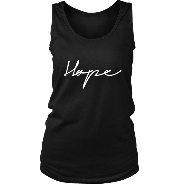 HOPE Women's Shirt and Tank Top